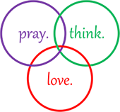 PRAY.THINK.LOVE.   St Matthew's Episcopal Church Rule of Life