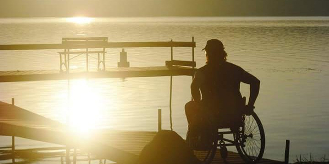 God deep in the wounds – disability and the way of life