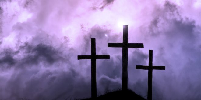 Good Friday – Seven Last Words of Christ – Just Mercy