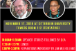 Finding Comfort In Discomfort: A Cross-Racial Dialogue On Race and Racism – A Symposium