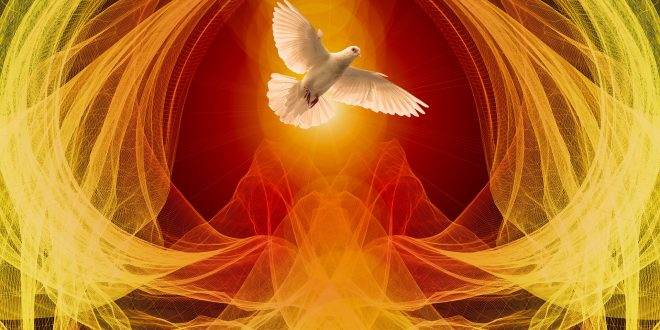 Pentecost and Trinity Sundays ~ submitted by Clifton Flemister, Sr. Warden